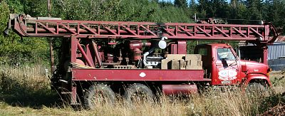 corvallis drilling rotary well drilling rig