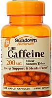 extended release caffeine for fatigue