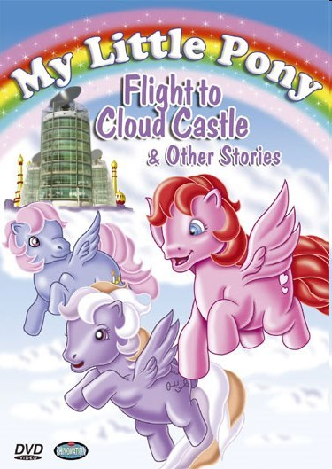 Cloud castle with urban farming